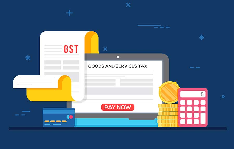 Image related to goods and service tax