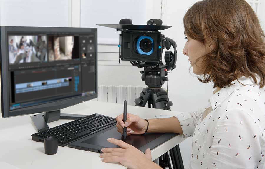 video editing video editing techniques used by an video editor